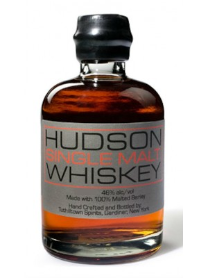 Hudson  Single Malt Whiskey 46% ABV 750ml