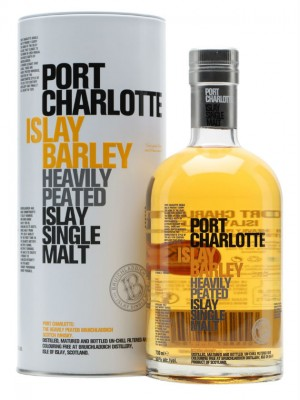 Bruichladdich Port Charlotte Islay Single Malt 50% ABV 750ml