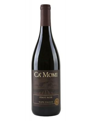 Ca'Momi Pinot Noir 2014 13.9% ABV 750ml