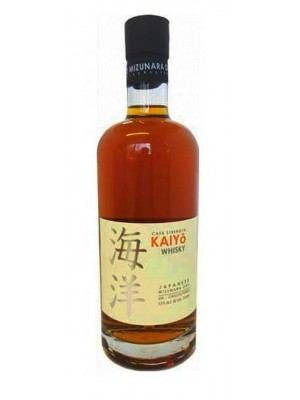 Kaiyo Whisky Cask Strength 53% ABV 750ml