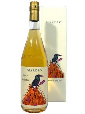 Grappa Marolo From BAROLO grapes 750ml.