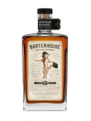 Orphan Barrel Barterhouse Kentucky Bourbon 20yr 45.1% ABV 750ml