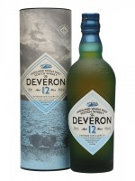 The Deveron Highland Single Malt 12yr 40% ABV 750ml