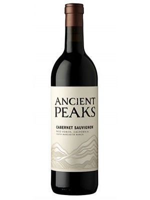 Ancient Peaks Paso Robles Cabernet Sauvignon 2015 14.5% ABV 750ml