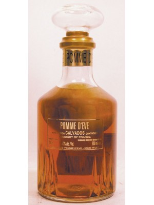 Calvados Pomme D'Eve 40% ABV 750ml