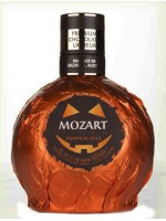 Mozart Chocolate Cream Pumpkin Spice Liqueur  Austria 17% ABV 750ml