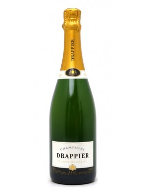 Drappier Carte Blanche Brut 12% ABV 750ml