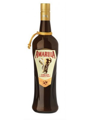 Amarula Cream Liqueur South Africa 17% ABV  750ml