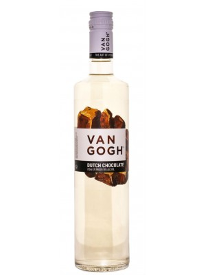 Van Gogh Dutch Chocolate Vodka Holland 35% ABV 750ml