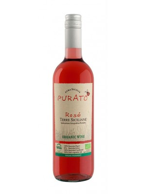 Purato Rose Terre Siciliane 2016 12.5% ABV 750ml