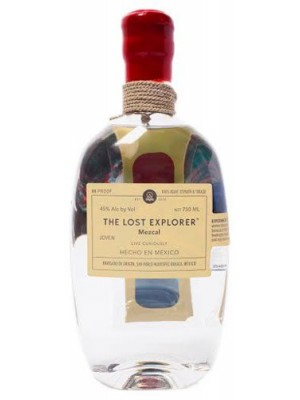 The Lost Explorer Mezcal Joven 45% ABV 750ml