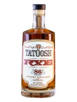 Tatoosh Rye 43% ABV 750ml