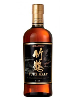 Nikka Pure Malt Whisky Taketsuru 43% ABV 750ml