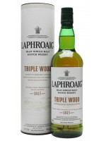 Laphroaig Islay Single Malt Triple Wood 48% ABV 750ml