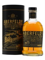 Aberfeldy 12yr Highland Single Malt 40% ABV 750ml