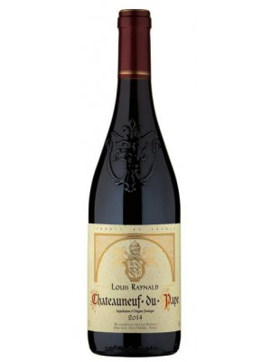 Louis Raynald Chateauneuf-du-Pape 2014 13.5% ABV 750ml