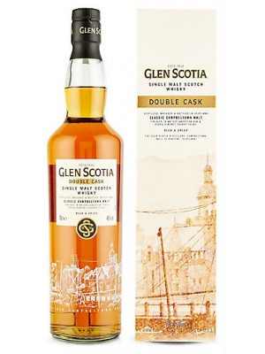 Glen Scotia Single Malt Double Cask Campbeltown 46% ABV 750ml