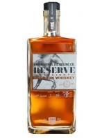 Union Horse Distilling Co. Reserve Straight Bourbon  46% ABV 750ml