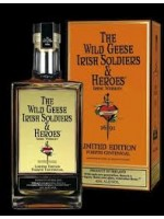 Wild Geese Irish Soliders & Heroes Limited Edition 750ml