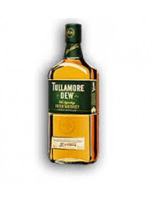 Tullamore Dew Triple Distilled Irish Whiskey 40% ABV 750ml