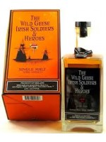 Wild Geese Irish Soldiers & Heroes Single Malt 750ml