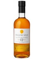 Yellow Spot 12yr Single Pot Still Irish Whiskey 46% ABV 750ml