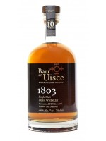 Barr an Uisce 1803 10yr Single Malt  46% ABV 750ml