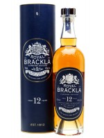 Royal Brackla 12yr Highland Single Malt 40% ABV 750ml