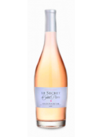 Le Secret de Saint Pierre  Rose 2017 France 13% ABV 750ml