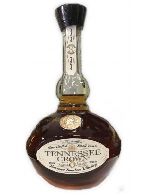 Tennessee Crown Bourbon  8yr 40% ABV 750ml