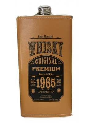 Reserva de MFM 1965 Canadian Whisky 40% ABV 750ml