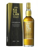 Kavalan Whisky ex-Bourbon Oak Taiwan 46% ABV 750ml