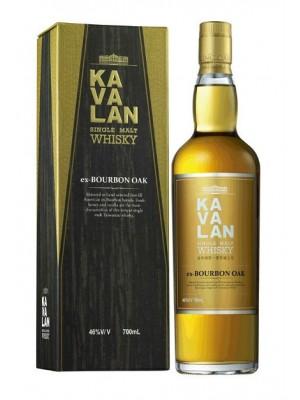 Kavalan Whisky ex-Bourbon Oak Taiwan 46% ABV 750ml