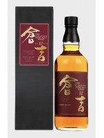 The Kurayoshi 12yr Malt Whisky 46% ABV 750ml