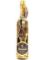 Mocambo 20yr Single Barrel Aged Rum 750ml