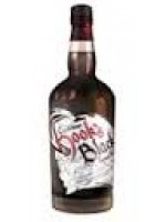 Hook's Black Spiced Rum Rum with spices & natural flavor 750ml