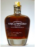 Kirk and Sweeney Dominican Rum 12 year 40% ABV 750ml