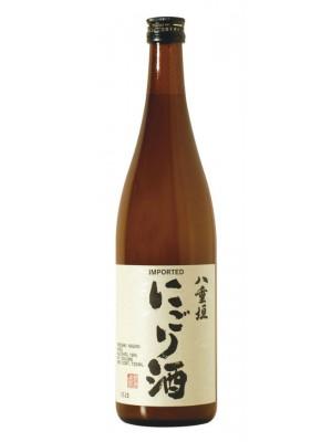 Yaegaki Nigori Sake Japan 16% ABV 720ml