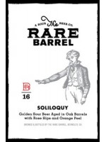 The Rare Barrel Soliloquy