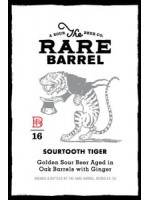 The Rare Barrel Sourtooth Tiger 750ml