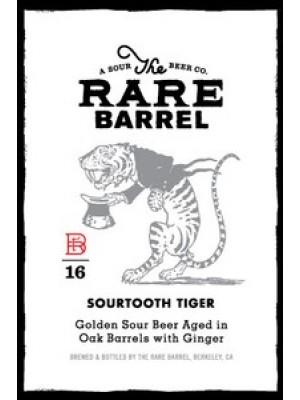 The Rare Barrel Sourtooth Tiger 750ml
