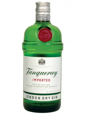 Tanqueray Imported London Dry Gin 47.3% ABV 750ml
