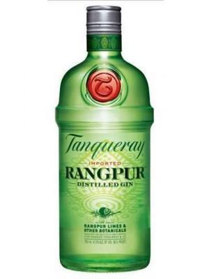 Tanqueray Rangpur Distilled Gin  41.3% ABV 750ml