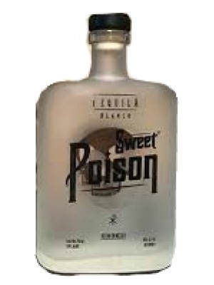 Sweet Poison Tequila Blanco 40% ABV 750ml