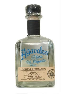 Agavales Plata Tequila 40% ABV 750ml