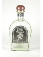 Tequila Don Weber Blanco 40% ABV  750ml