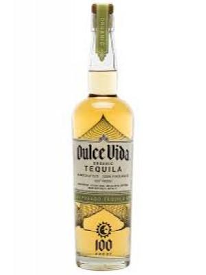 Dulce Vida Organic Tequila Reposado  50% ABV  750ml