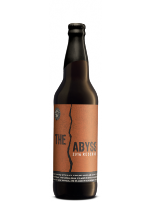 Deschutes Brewery The Abyss 2016 Reserve 22oz 11.1% ABV
