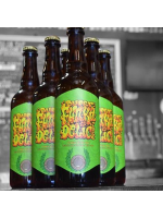 Dionysus Brewing Super Funkadelic with Key Lime and Cinnamon 750ml 6.5% ABV