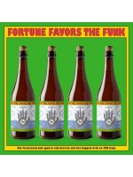Beachwood Blendery Fortune Favors The Funk 2017 750ml 6.0% ABV